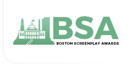 Boston Screenplay Awards Brand Logo